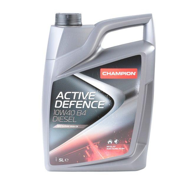 Olio auto 10W-40, Contenuto: 5l, Olio parzialmente sintetico EAN: 2218910272383