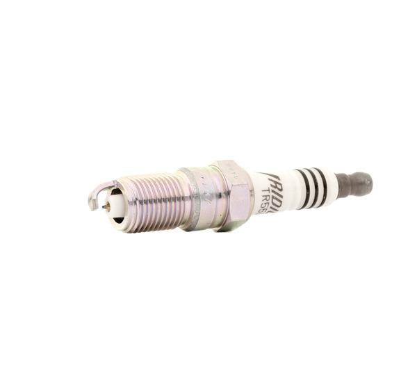 Bujía NGK TR55IX Ancho llave: 16 mm