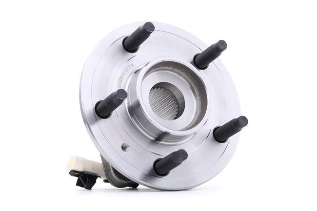 GSP Vorderachse, mit integriertem ABS-Sensor 9330032