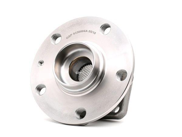 Rodamiento de rueda GSP GHA336004A con sensor ABS incorporado