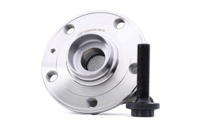 Radlagersatz Ø: 136,5mm mit OEM-Nummer 8S0 498 625