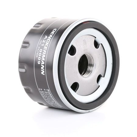 Ölfilter Innendurchmesser 2: 72mm, Innendurchmesser 2: 63mm, Höhe: 53mm mit OEM-Nummer 7 701 727 480