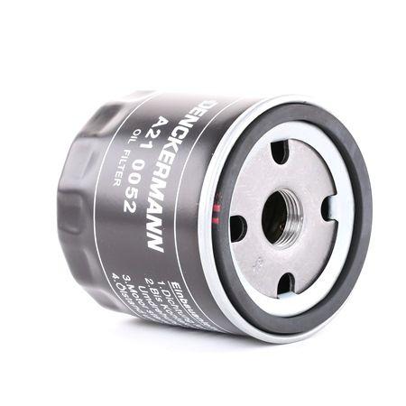 Ölfilter Innendurchmesser 2: 72mm, Innendurchmesser 2: 62mm, Höhe: 89mm mit OEM-Nummer 9091520003