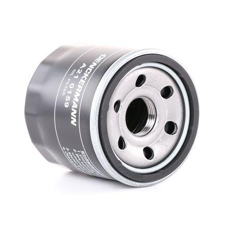 Ölfilter Innendurchmesser 2: 63mm, Innendurchmesser 2: 56mm, Höhe: 67mm mit OEM-Nummer 15 20 89F 60A