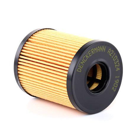 Filtro olio Diametro interno 2: 27mm, Diametro interno 2: 27mm, Alt.: 83mm con OEM Numero 71765460
