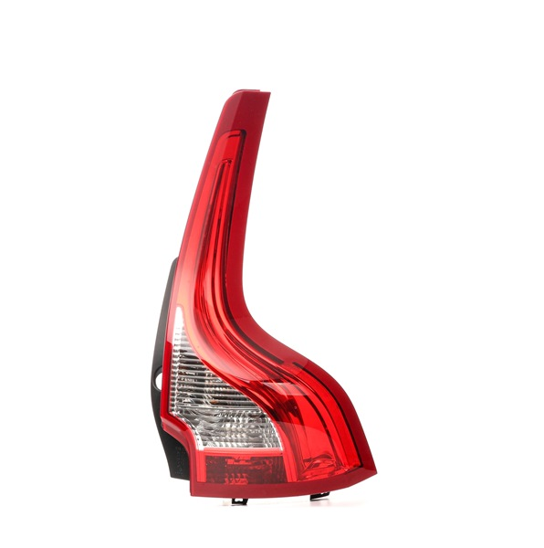 Rear lights VALEO 43893 ORIGINAL PART, Right, with lamp base, with bulbs