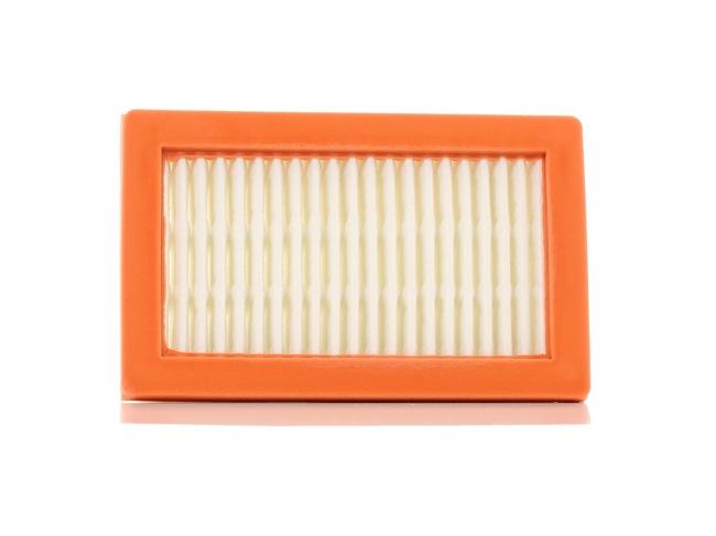 MANN-FILTER Vzduchový filtr SMART Vložka filtru