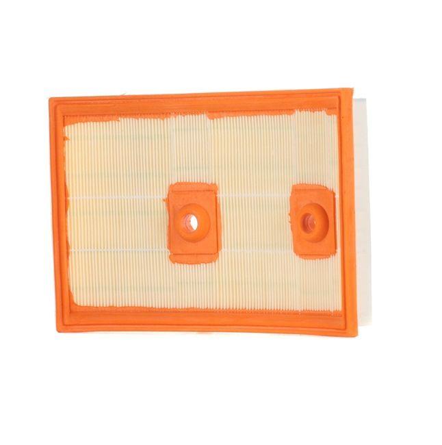 Luftfilter Länge: 265mm, Breite: 187mm, Höhe: 30mm, Höhe 1: 27mm, Länge: 265mm mit OEM-Nummer 04E129620