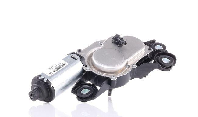 VALEO ORIGINAL PART Viskermotor bag, til venstre-/højrestyring