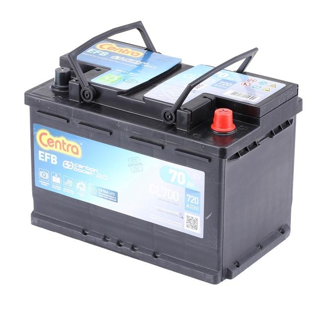 Kfz-Elektroniksysteme: CENTRA CL700 Starterbatterie EFB