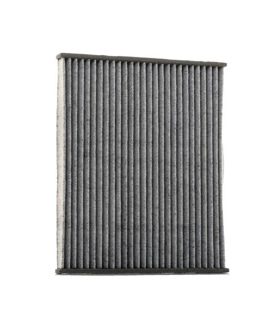 Filter, Innenraumluft Länge: 215mm, Breite: 265mm, Höhe: 21mm mit OEM-Nummer 55702468