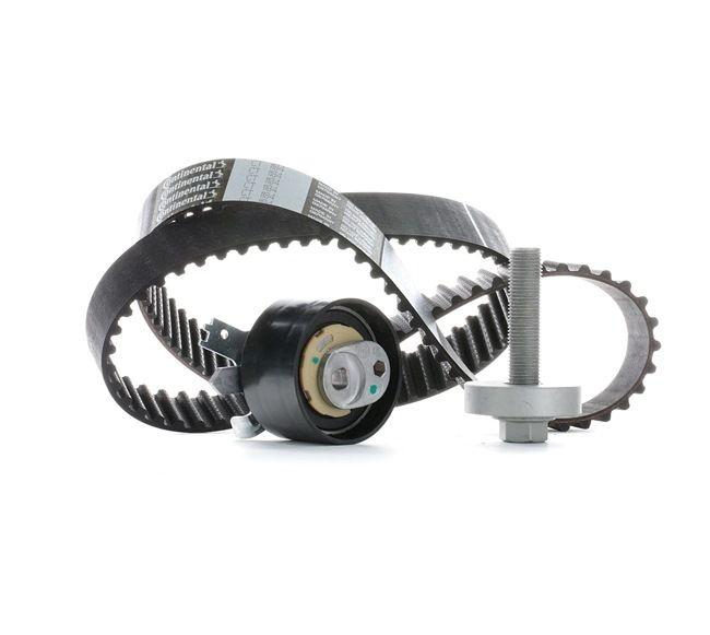 CONTITECH Cam belt kit MERCEDES-BENZ Teeth Quant.: 119