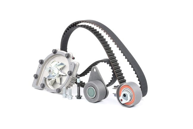 Timing belt kit and water pump CONTITECH CT979WP2 Teeth Quant.: 142