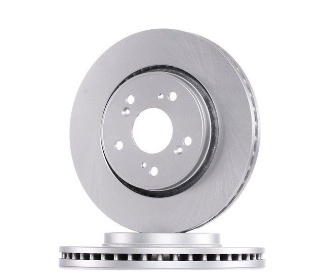 Frenos de disco FERODO DDF1820C ventilado, revestido, sin tornillos