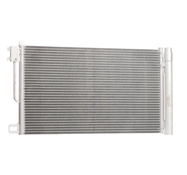 Kondensator, Klimaanlage Kältemittel: R 134a mit OEM-Nummer 39 035 152