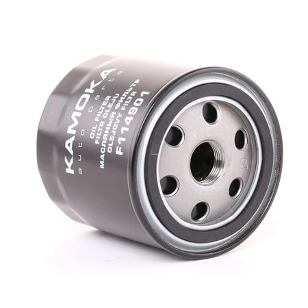 Oil filter KAMOKA 11167400 Screw-on Filter