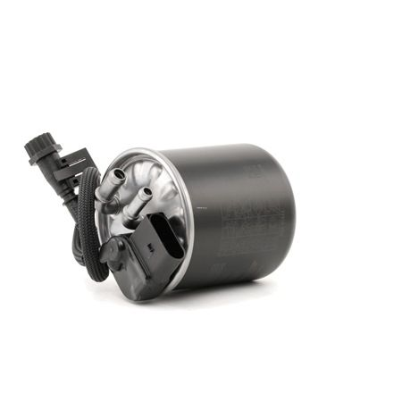 Fuel filter Height: 123mm with OEM Number 651 090 16 52