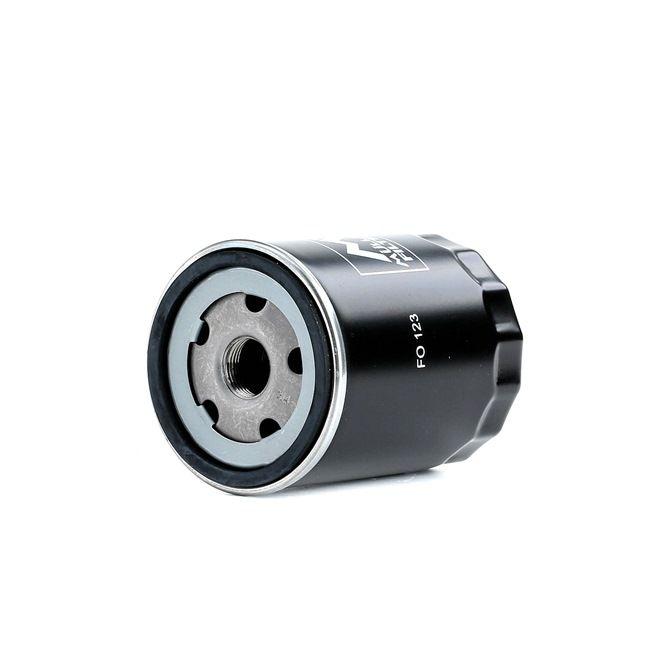 Filtre à huile Ø: 76mm, Diamètre intérieur 2: 72mm, Diamètre intérieur 2: 62mm, Hauteur: 100mm avec OEM numéro 4381608