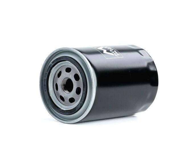 Filtro de aceite Ø: 95mm, Diám. int. 2: 72mm, Diám. int. 2: 62mm, Altura: 132mm con OEM número A740 X6714 AA