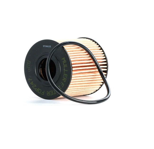 Oil Filter FOP247 3008 (0U_) 1.6 Turbo MY 2014
