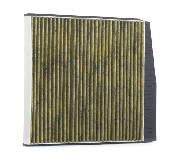 Cabin filter MANN-FILTER 11235210 FreciousPlus, Charcoal Filter, Charcoal filter with polyphenol, Particulate filter (PM 2.5), with antibacterial action, with fungicidal effect