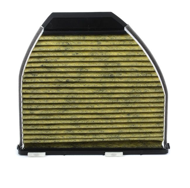 Cabin filter MANN-FILTER 11235211 FreciousPlus, Charcoal filter with polyphenol, with antibacterial action, Particulate filter (PM 2.5), with fungicidal effect, Charcoal Filter