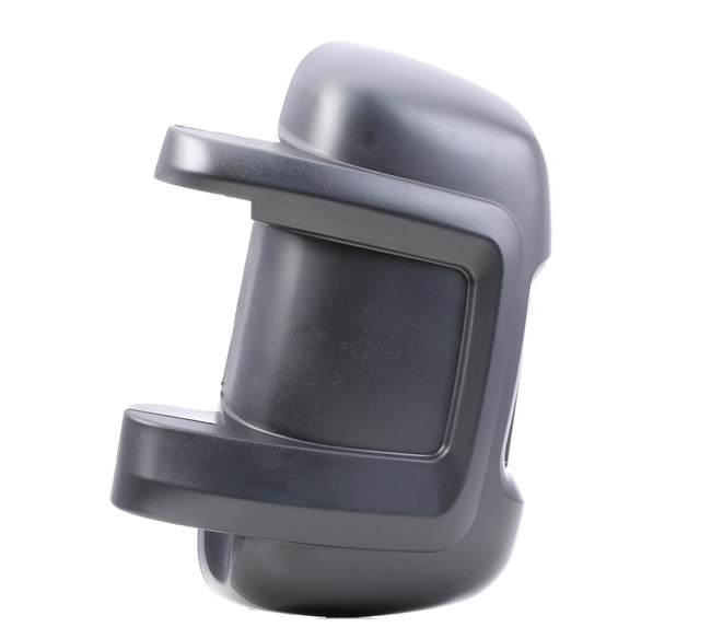 FAST Vnější zpětné zrcátko FIAT levá, černá