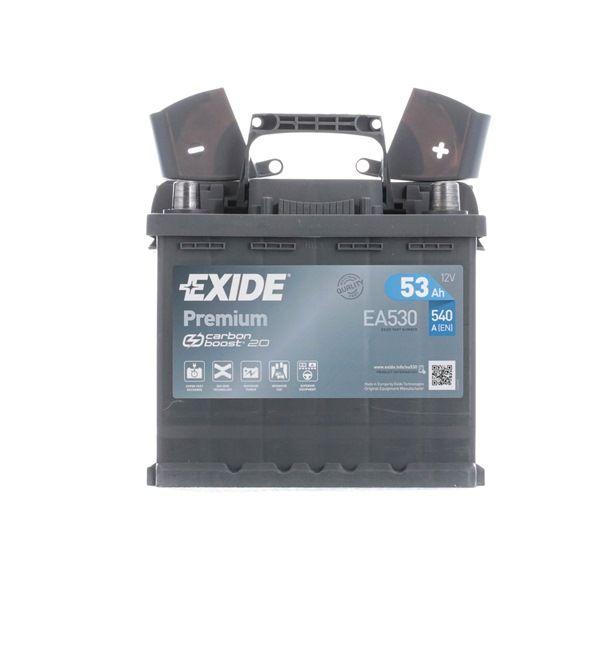 Starterbatterie EA530 TOURAN (1T1, 1T2) 1.4 TSI Bj 2007