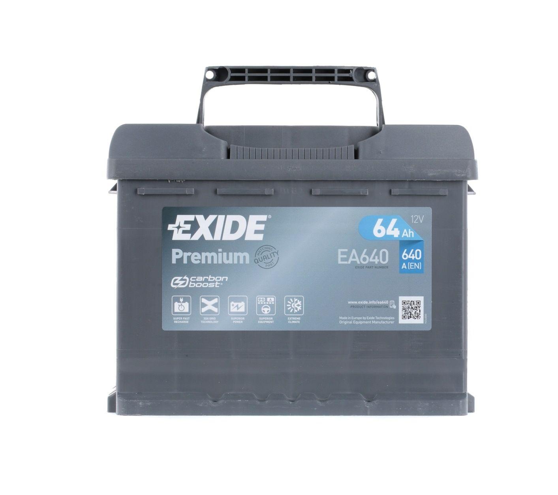 Akku EXIDE 55046 Bewertung