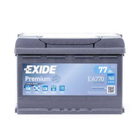 Starterbatterie EA770 TOURAN (1T1, 1T2) 2.0 TDI Bj 2008
