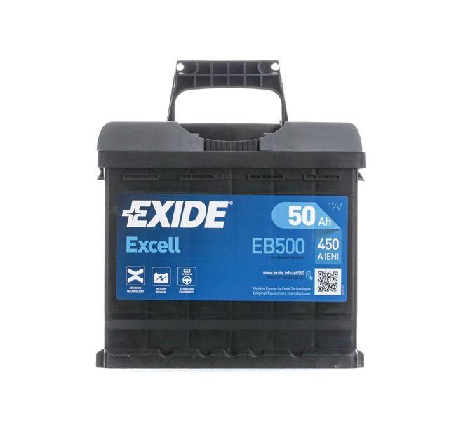 Starterbatterie EB500 TOURAN (1T1, 1T2) 1.4 TSI Bj 2006