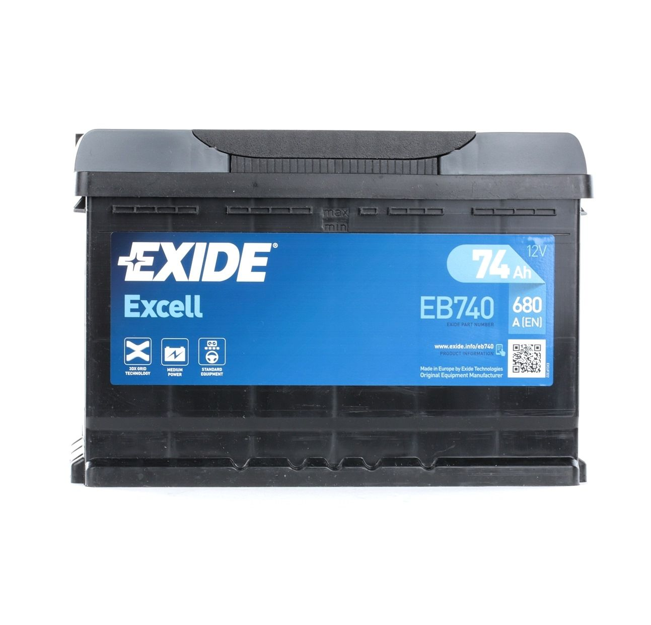 Batterie EXIDE 56638 Bewertung