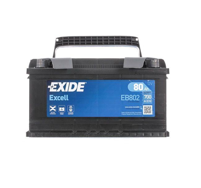 Starterbatterie mit OEM-Nummer 61218381747