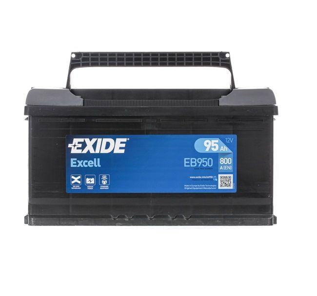 OEM Starterbatterie EXIDE 60038 für MINI