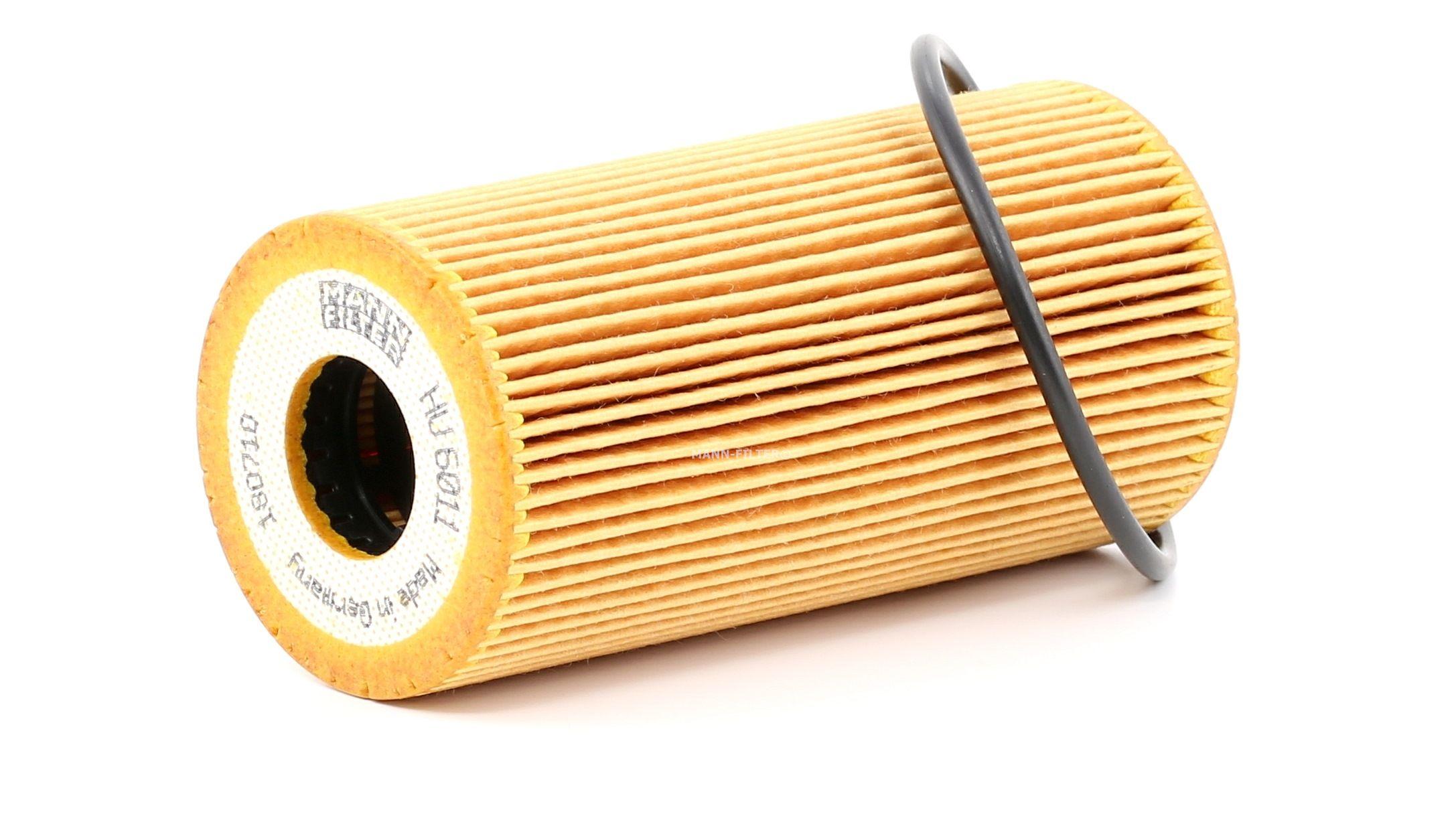 Wechselfilter MANN-FILTER HU 6011 z Bewertung