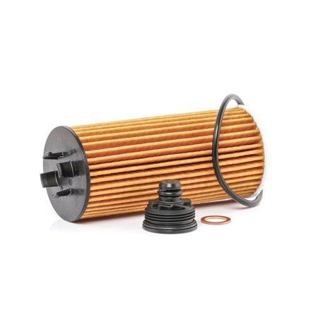 MANN-FILTER Filtereinsatz HU6015zKIT