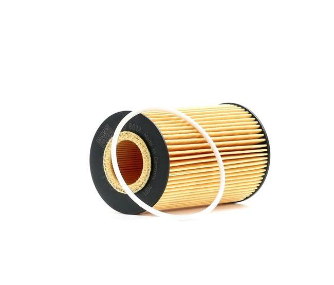 MANN-FILTER Motorölfilter MERCEDES-BENZ Filtereinsatz