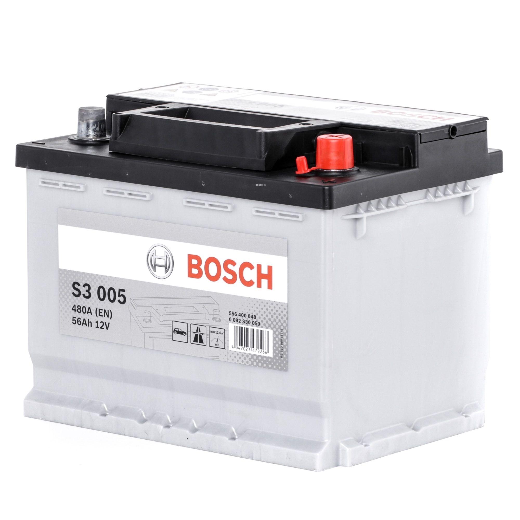 Batterie BOSCH 556400048 Bewertung
