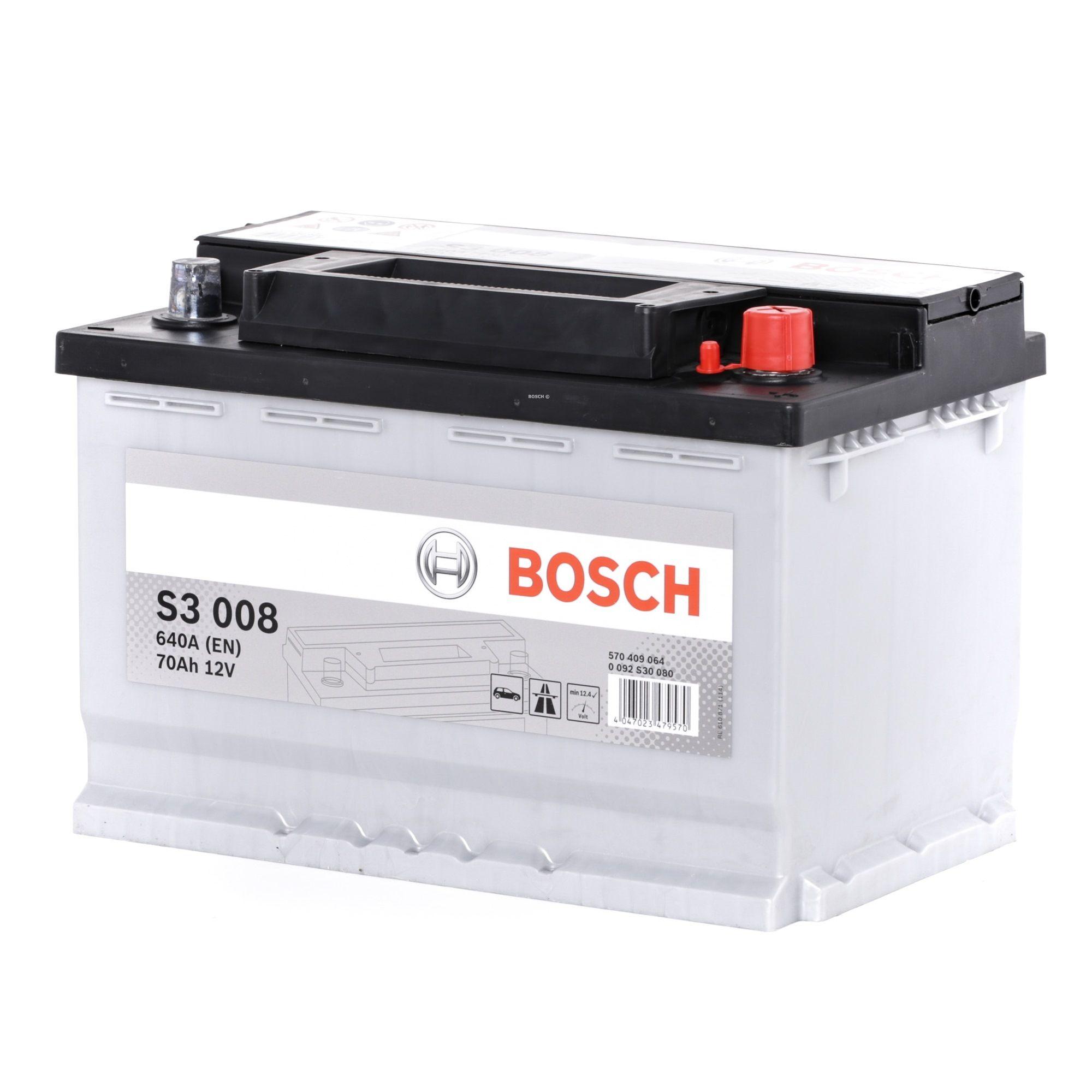 Accu / Batterij BOSCH 570409064 waardering