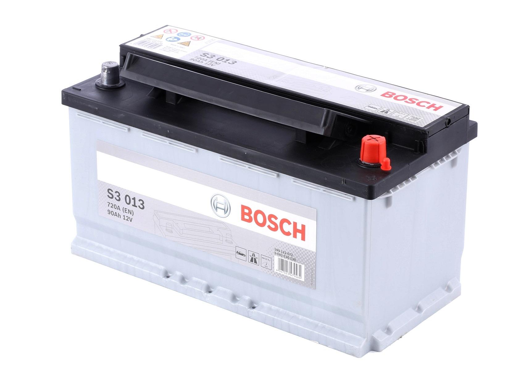 Batterie BOSCH 590122072 Bewertung