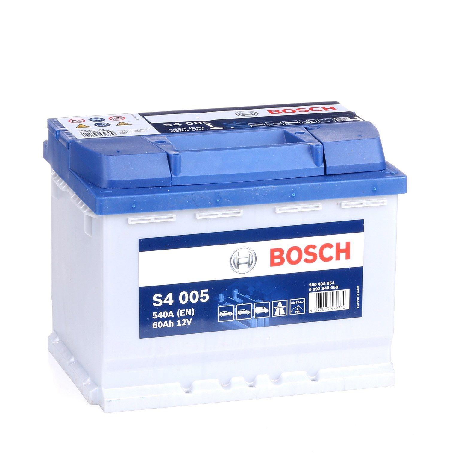 Accu / Batterij BOSCH 560408054 waardering