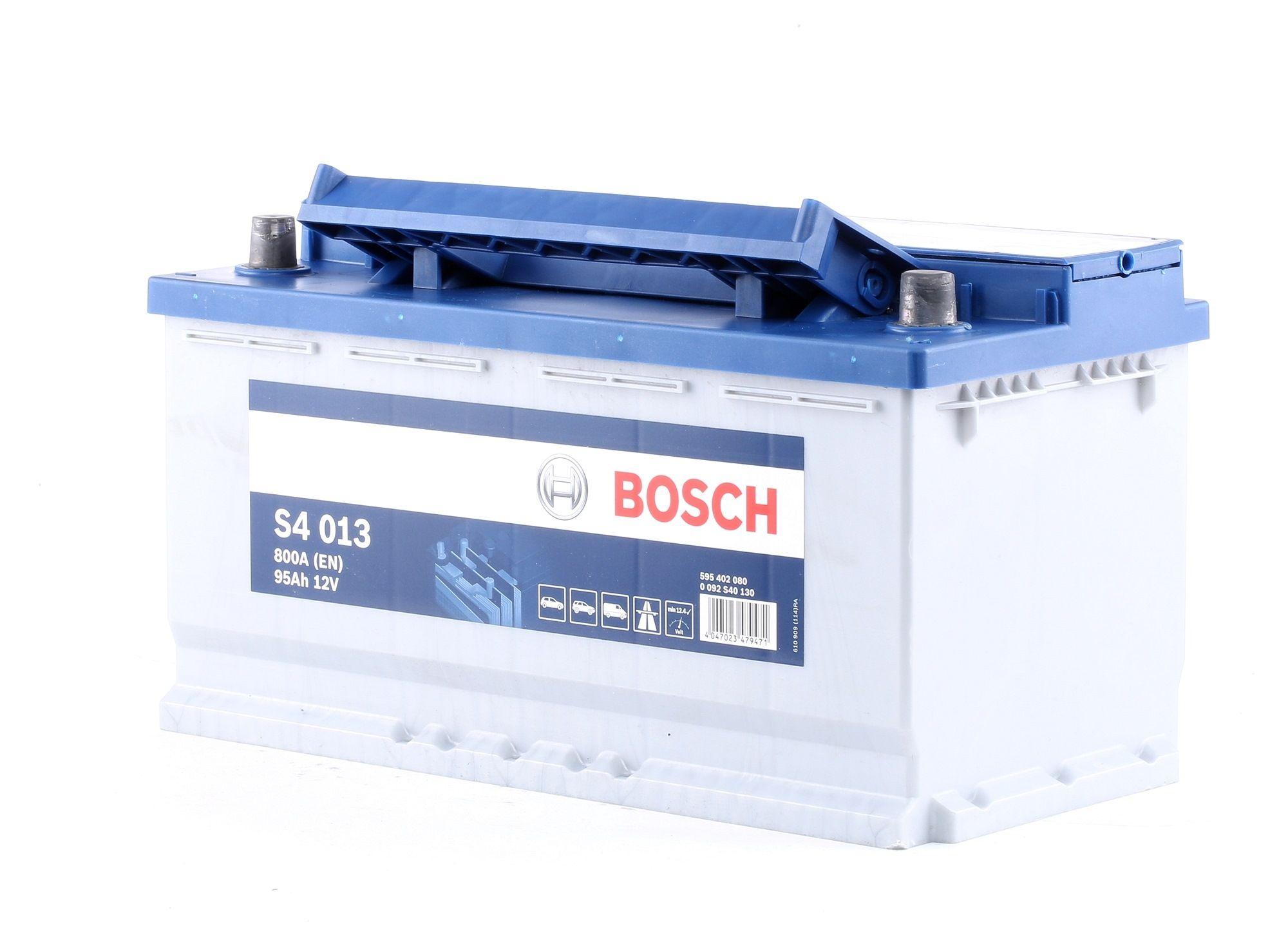 Batterie BOSCH 595402080 Bewertung