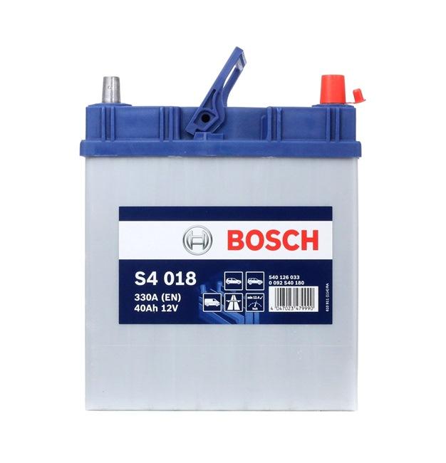 OEM Starterbatterie BOSCH S4018 für KIA