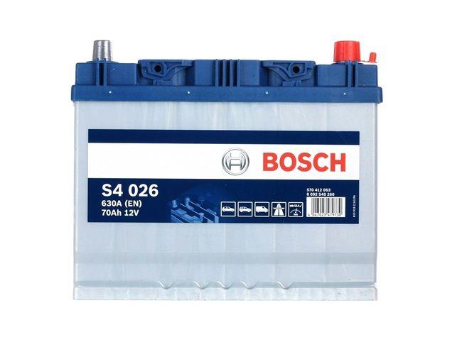 Starterbatterie Art. Nr. 0 092 S40 260 120,00€