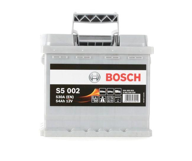 OEM Starterbatterie BOSCH S5002 für DACIA