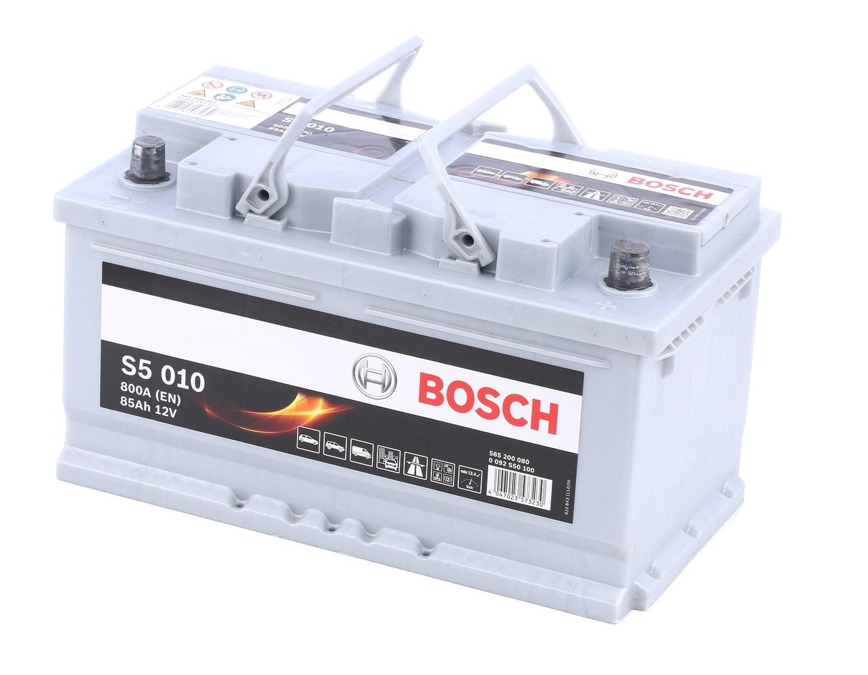 Batterie BOSCH 585200080 Bewertung