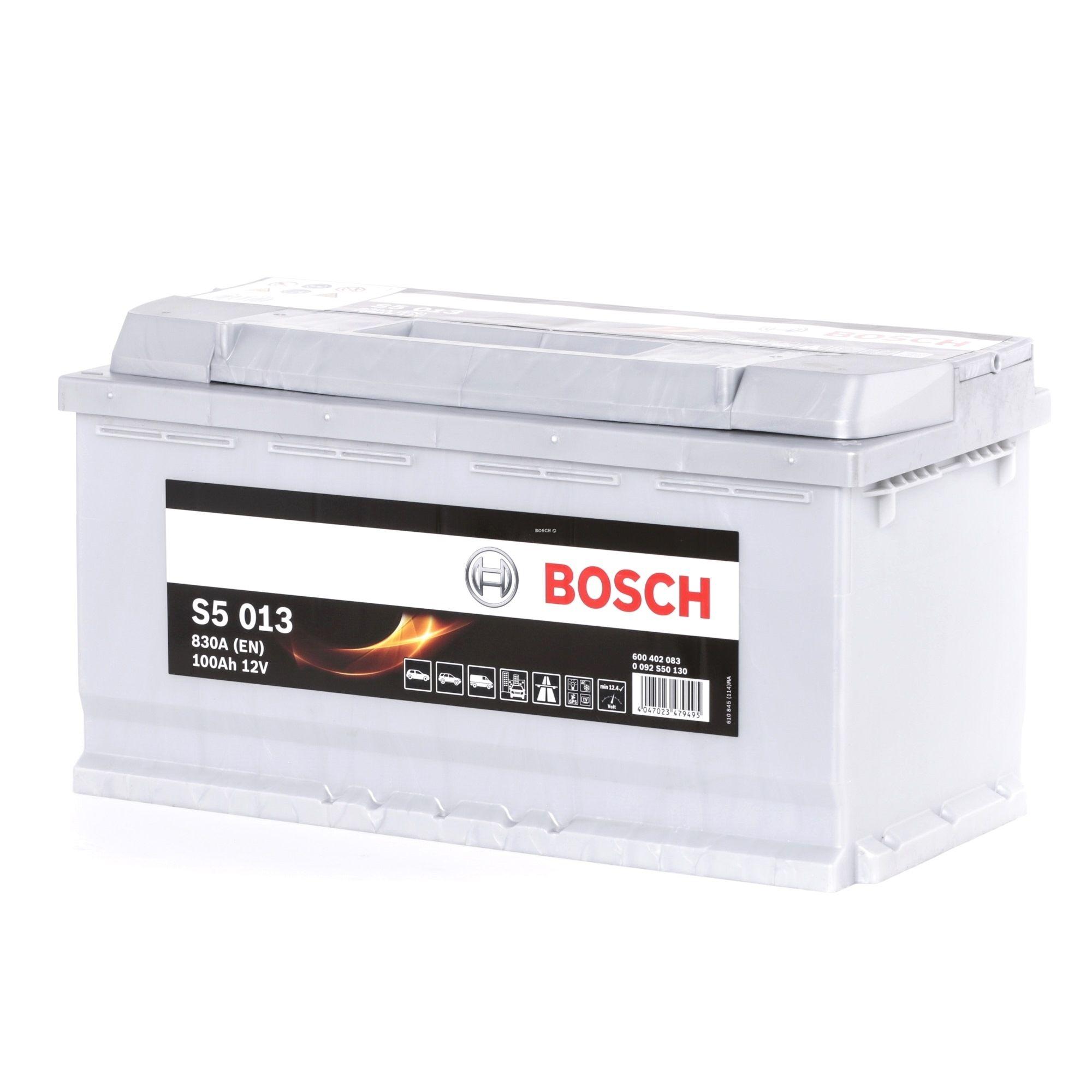 Batterie BOSCH 600402083 Bewertung