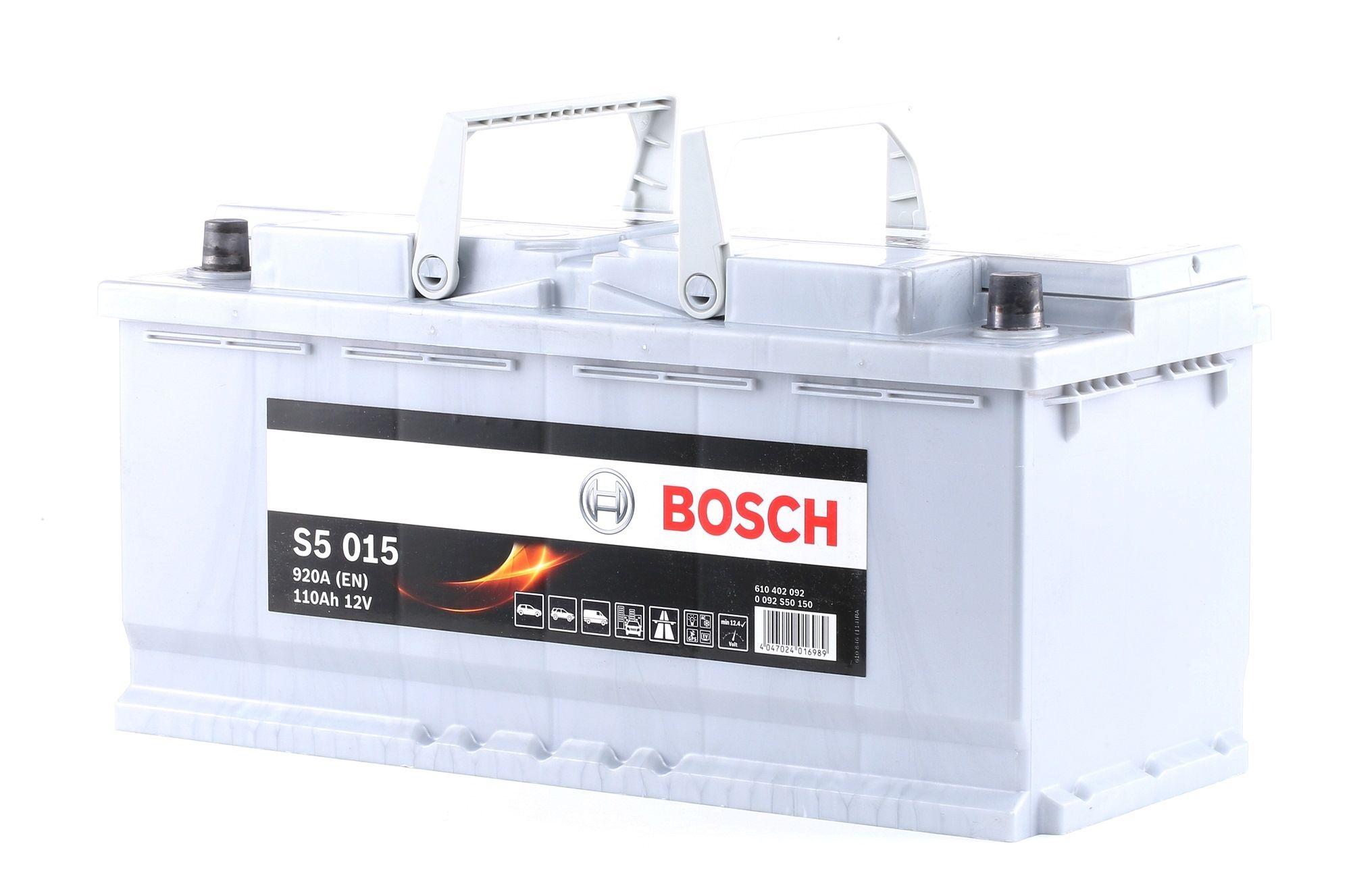 Batterie BOSCH 610402092 Bewertung