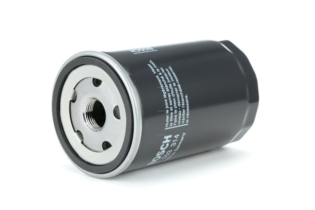 Oil Filter Ø: 76,1mm, Height: 124mm with OEM Number 06A115561A