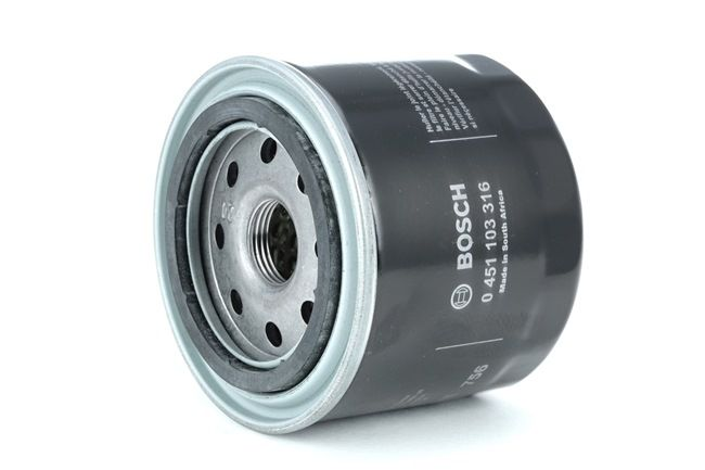 Oil Filter 0 451 103 316 6 Hatchback (GH) 2.2 MZR-CD MY 2010